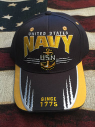 UNITED STATES NAVY & ANCHOR SINCE 1775