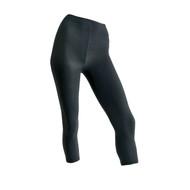 Sock Café Body PK1 Seamless 3/4 Capri Length Tights - Charcoal