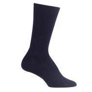 Bearfoot Women's PK3 Cotton Crew Socks - Navy