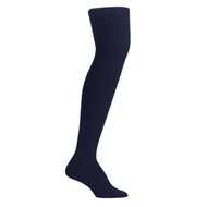 Bearfoot Women's PK1 Cotton Rich Opaque Winter Weight Tights with Cotton Gusset - Standard Navy
