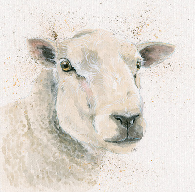 'Lleyn' artwork by Kay Johns