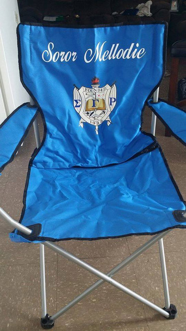 Shield Directors Chair