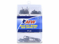 AFW Brass ball bearing Snap Swivel Kit