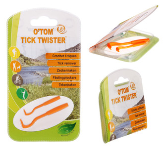 Pet Tick Twister - Twin Pack