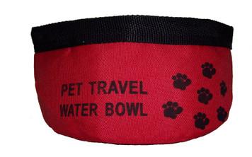 Pet Travel Bowl - Large (8 1/2 Inch)