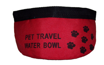 Pet Travel Bowl - Medium (7 1/2 Inch)