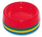 Round Plastic Small Puppy Bowl