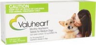 Valuheart Green 12 Pack