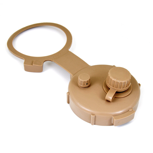 Scepter Water Can Replacement Cap Assembly   Including All Caps (TAN)