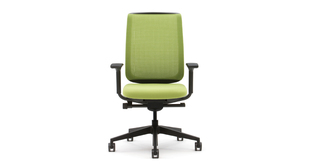 Clean, contemporary design allows the Reply to fit into a wide range of spaces from home to office.