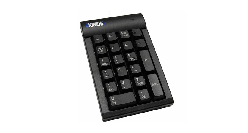 Includes four highly used keys - Esc, Tab, Backspace and equals [=]