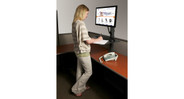 A cost-efficient way to get comfortable and healthy at work