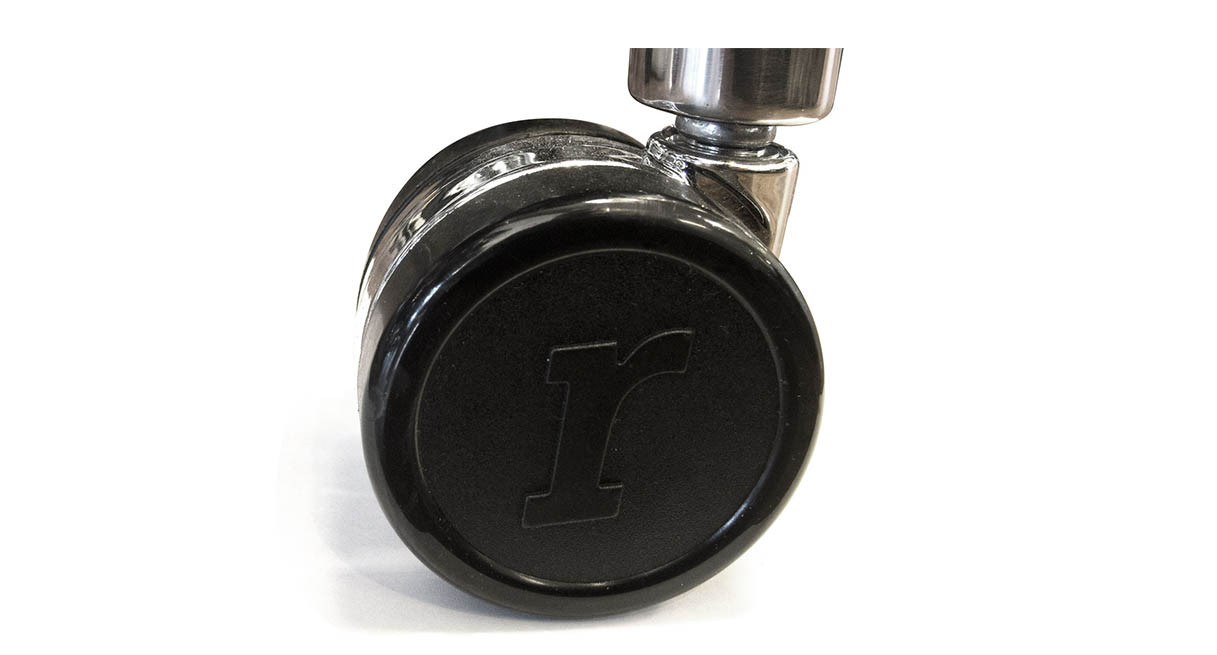 Raynor Ergohuman Replacement Casters are sold as a single caster or set of 5