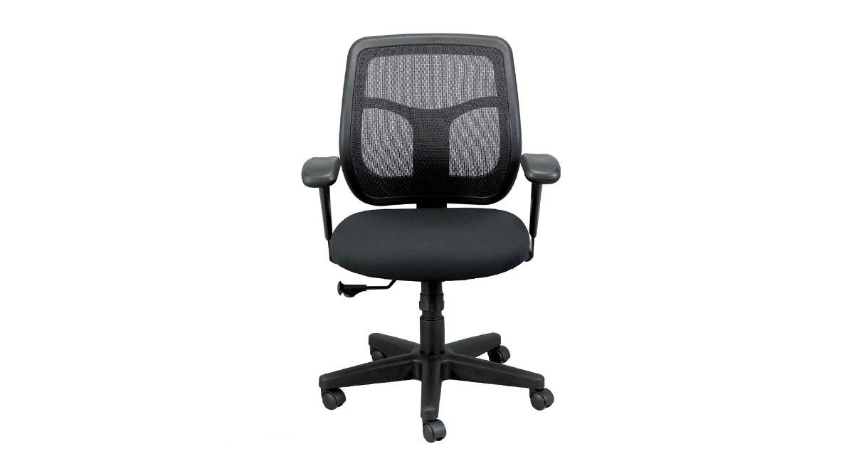 Lounge chairs for bad backs - Eurotech Apollo Mt9400 Mesh Back Chair