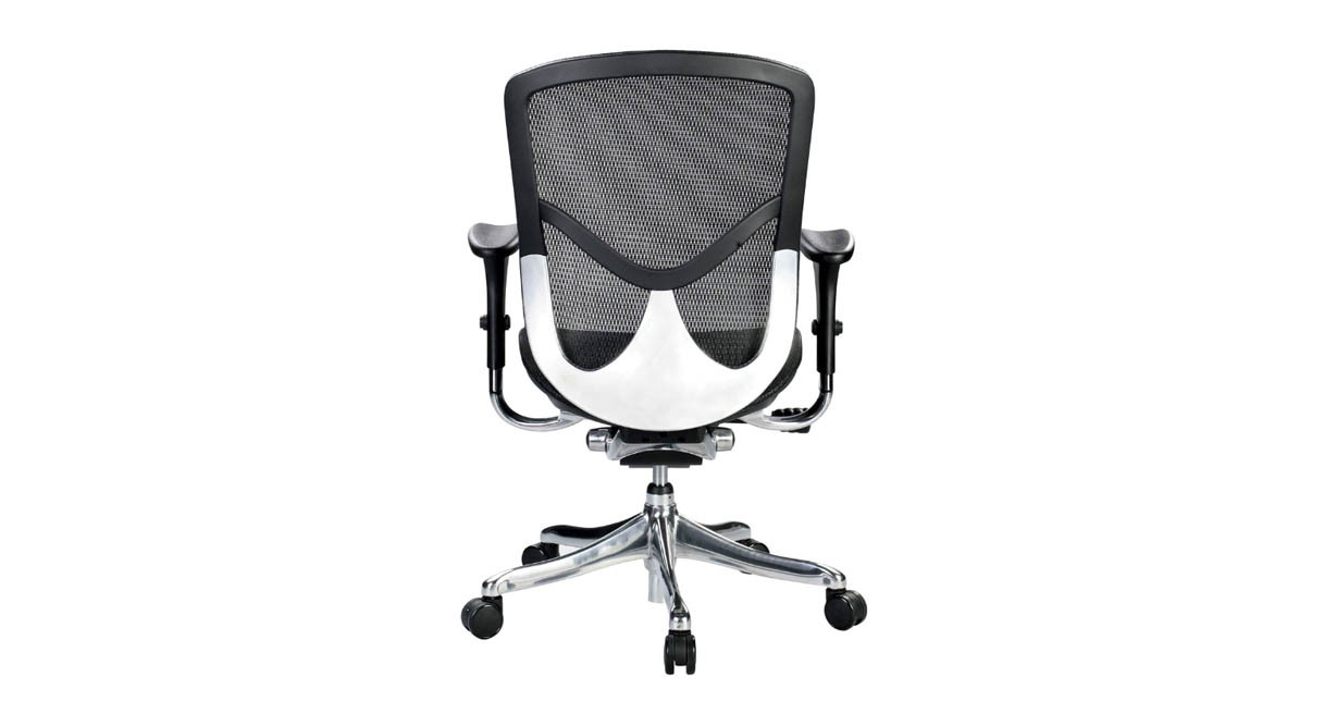 seat slider makes it easy to adjust your seat depth and a contoured mesh seat features - Ergonomic Chair
