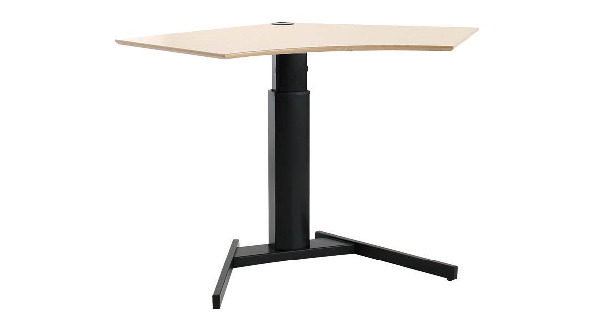 shop conset 501-19 8x095 laminate electric sit-stand desk