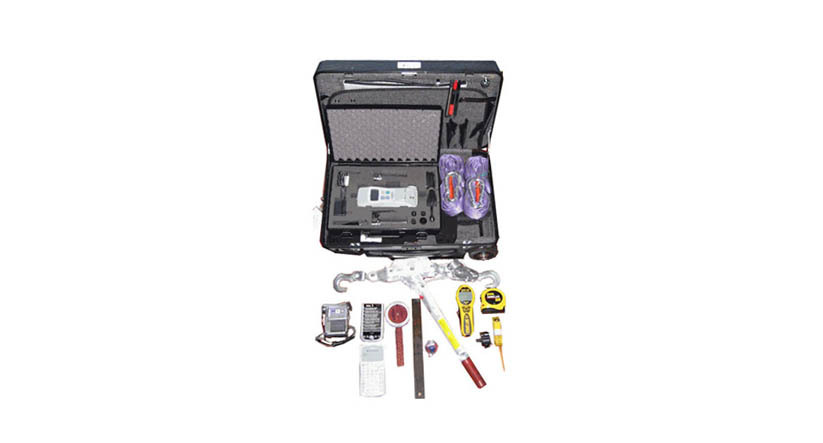 20 ergonomic assessment tools included in the kit