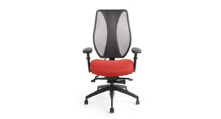 The ergoCentric tCentric Hybrid Chair comes in a wide range of color options