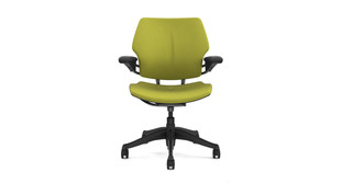 The Humanscale Freedom Chair without Headrest comes in a wide range of color options