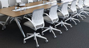 Outfit your office for better ergonomics with the Steelcase Cobi Chair