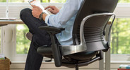 Promotes spinal health by allowing the Natural Seat Glide to move forward as you lean back