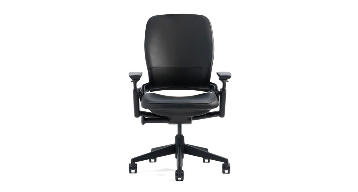 Steelcase Leap Chair in LeatherShop Steelcase Leap Chairs