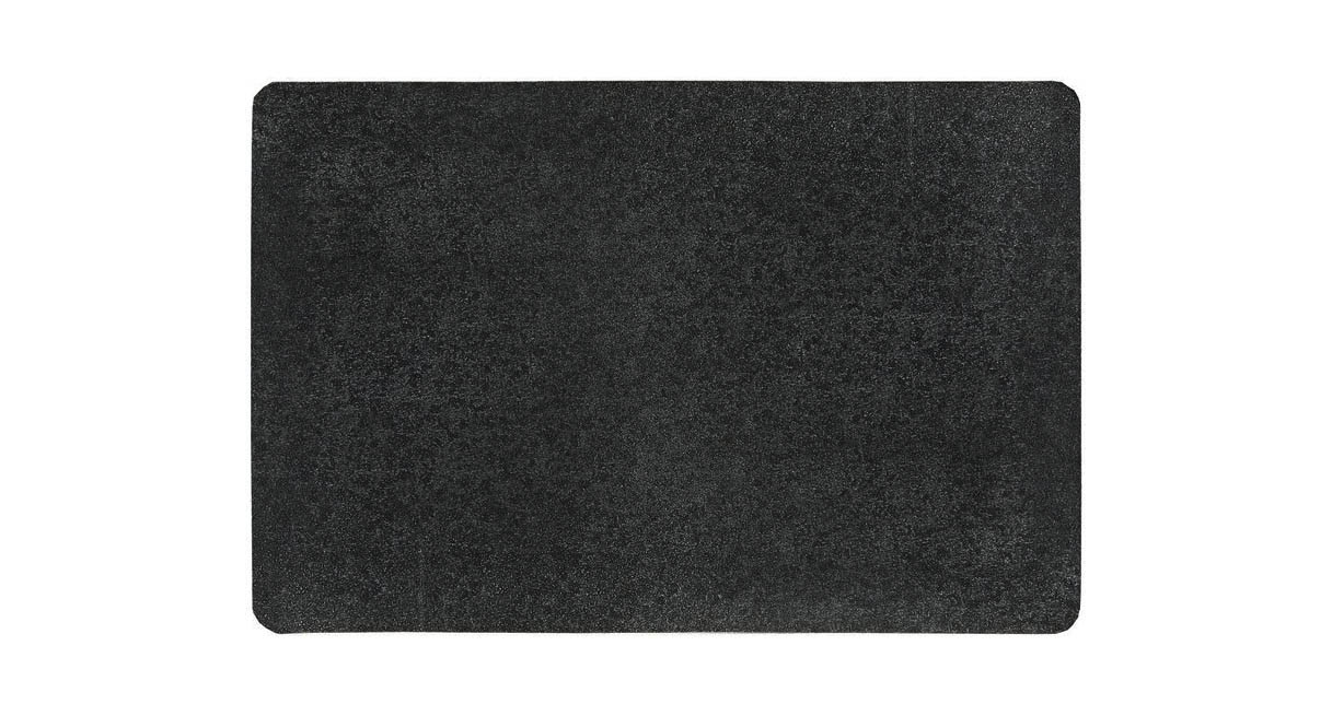 Non-directional, SBR rubber surface for superior slip resistance
