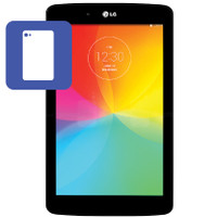 LG G Pad 7.0 Back Camera Repair