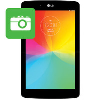 LG G Pad 7.0 Front Camera Repair