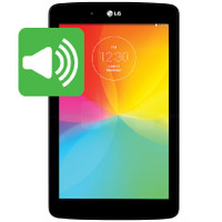 LG G Pad 7.0 Loud Speaker Repair / Replacement