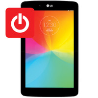 LG G Pad 7.0 Power Button Repair / Replacement