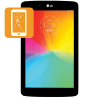 LG G Pad 7.0 Glass Replacement