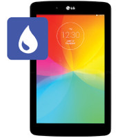 LG G Pad 7.0 Water Damage Diagnostic