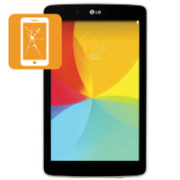 LG G Pad 8.0 Glass Replacement