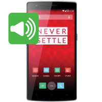 OnePlus One  Loud Speaker Repair / Replacement