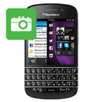 Blackberry Q10 Front Camera Repair