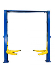 New 2 Post Hoist Precision Automotive Equipment 9,000 lb Car Truck Two 9K Lift
