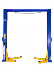 New 2 Post Hoist Precision Automotive Equipment 15,000 lb Car Truck Two 15K Lift