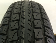 Take Off Tire 205 75 D 15 Rintal Blem Bias Trailer 6 Ply ST205/75D15