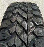 Used Tire 265 70 17 Pinnacle Grizzly Grip 10 Ply LT