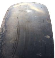 New Tire 19.5 LR 30 Buff Blem Goodyear Smooth Blemish 19.5LR30