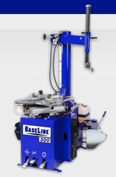 "New BLUE Tire Changer Machine Baseline by Coats 300 10""-26"""