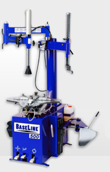 "New BLUE Tire Changer Machine Baseline by Coats 500 10""-26"" with Robo Arm"