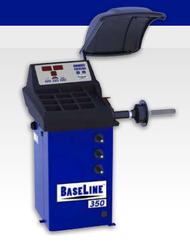 New Blue Baseline by Coats BL350 Manual Tire Balancer Wheel