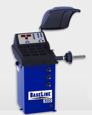 New Blue Coats Baseline BL550 Auto 2D Tire Balancer Wheel