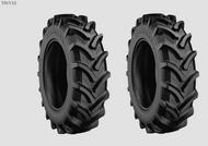 2 New Tires 460 85 30 Starmaxx Radial Tractor Rear 18.4 Tr110 TL Farm Ag R1 DOB