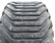 Take Off Tire 700 50 22.5 Roadstone Litefoot Bias 12 Ply TL I3 R4 Skid Blem Used