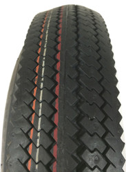 New Tire 4.10 3.50 5 Transmaster 4 Ply Sawtooth S389 4.10/3.50-5
