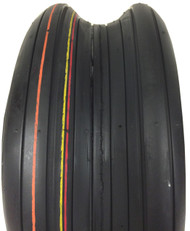 New Tire 16 6.50 8 Transmaster Rib 4 Ply Mower 16x6.50x8