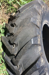 480 80 26 Michelin XZMCL 160A8 R1 Scratch & Dent Take Off Used Tire Farm